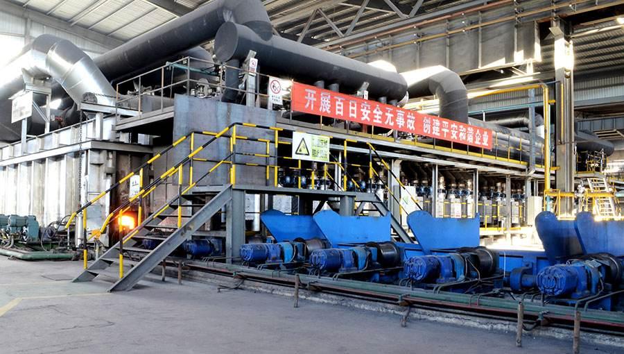 云南某钢铁有限公司